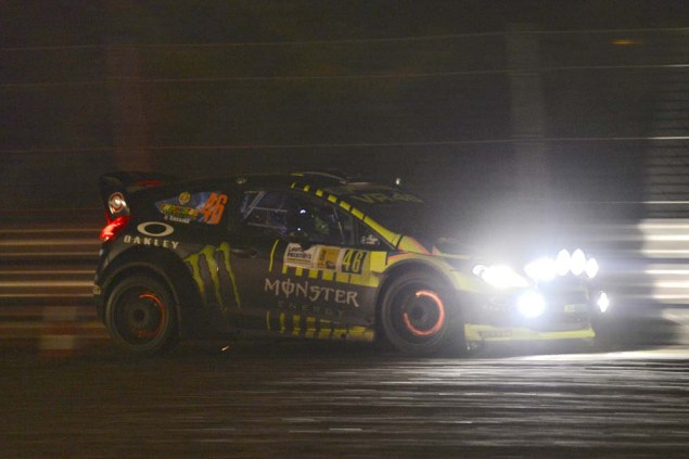 Picts & Video of Valentino Rossi at the Monza Rally Show Valentino Rossi 2013 Monza Rally Show 17