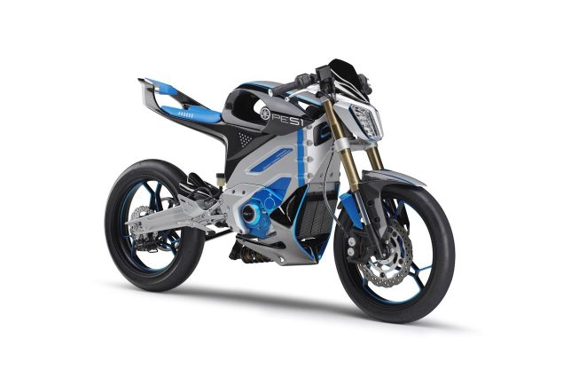 Yamaha PES1 Concept   Another OEM Considers Electrics yamaha pes1 concept 635x425