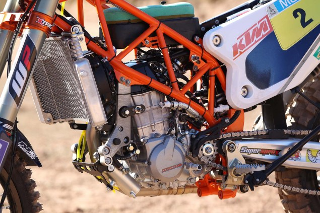 XXX: 13 Photos of the 2014 KTM 450 Rally Buck Naked 2014 KTM 450 Rally race bike 02 635x423