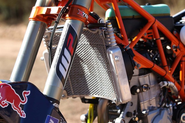 XXX: 13 Photos of the 2014 KTM 450 Rally Buck Naked 2014 KTM 450 Rally race bike 05 635x423