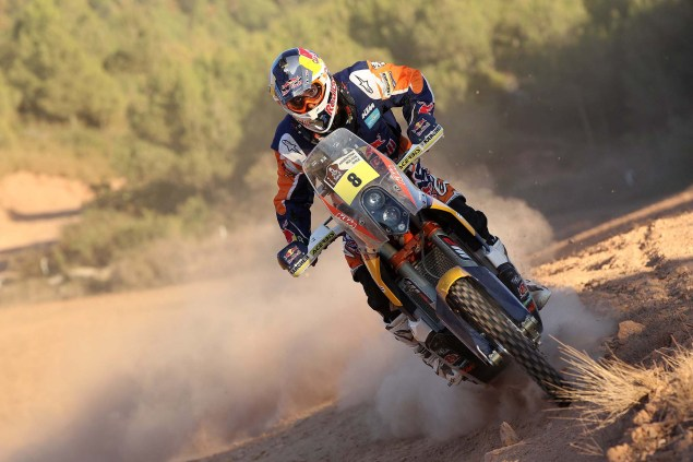 Video: KTM Readies for the 2014 Dakar Rally 2014 KTM Dakar Rally Faria 01 635x423