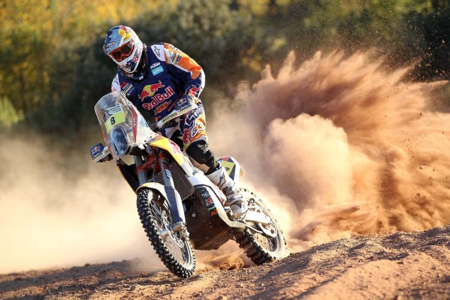 Video: KTM Readies for the 2014 Dakar Rally 2014 KTM Dakar Rally Faria 02 635x423