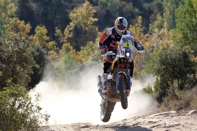 Video: KTM Readies for the 2014 Dakar Rally 2014 KTM Dakar Rally Faria 03 635x423