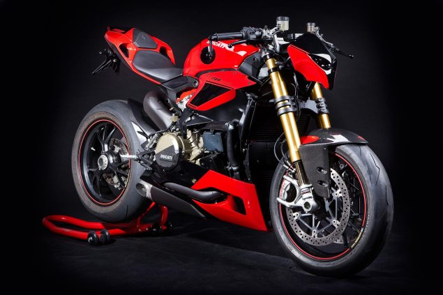 Ducati 1199 Panigale Streetfighter by Hertrampf Ducati 1199 Panigale S Streetfighter Motorrad Hertrampf 1 635x423