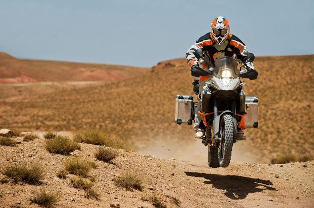 KTM Claims Its the Fastest Growing Motorcycle Company in the United States for 2013 ktm 1190 advenutre r jump 635x422