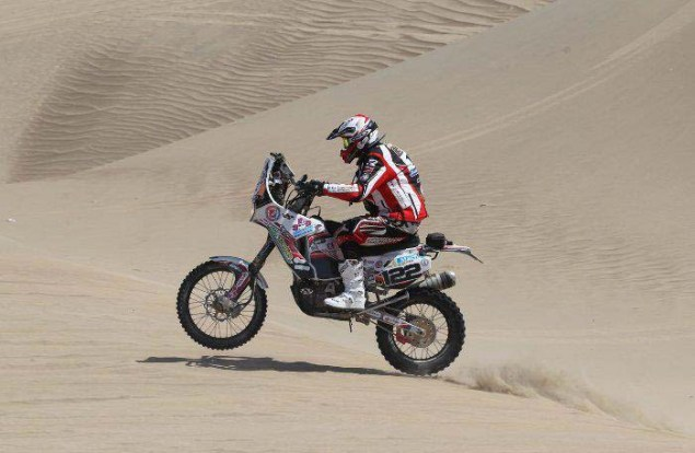 Belgiums Eric Palante Has Died Racing in the Dakar Rally Eric Palante Dakar Rally 04 635x414