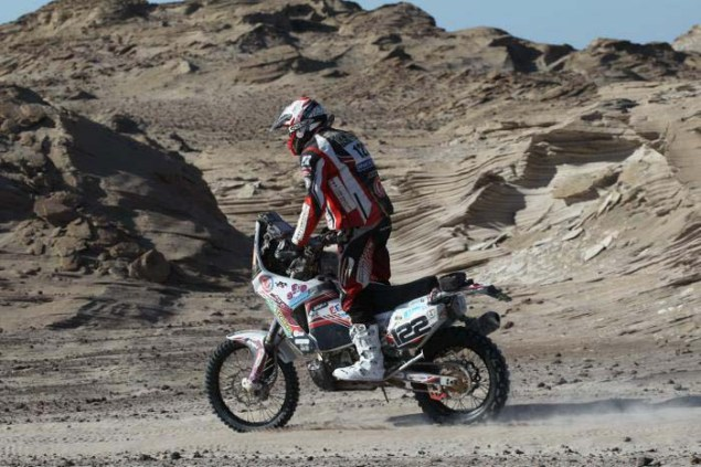 Belgiums Eric Palante Has Died Racing in the Dakar Rally Eric Palante Dakar Rally 08 635x423