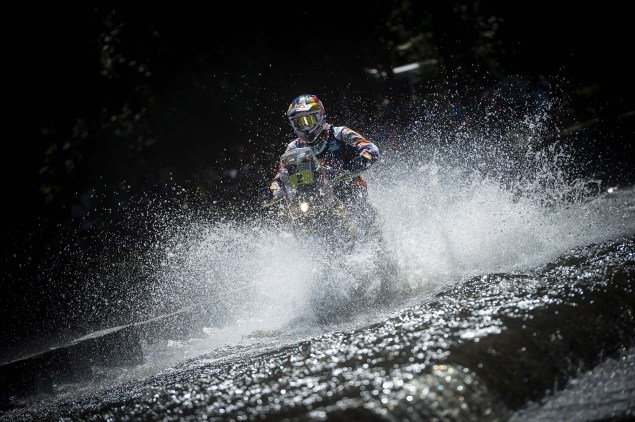 Marc Coma Takes His Fourth Career Dakar Rally Victory Marc Coma Dakar Rally KTM 06 635x422