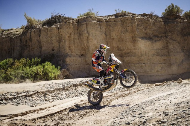 Marc Coma Takes His Fourth Career Dakar Rally Victory Marc Coma Dakar Rally KTM 09 635x422