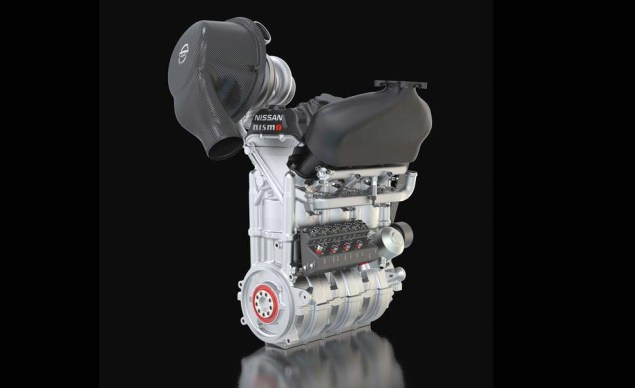 Did Nissan Just Make the Ultimate Motorcycle Engine? Nissan ZEOD DIG T R 01 635x388