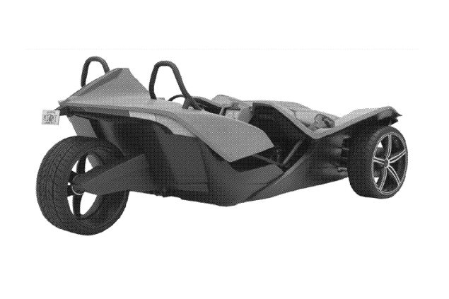 Polaris Slingshot   A Side by Side Trike Thats Coming Soon Polaris Slingshot three wheeler trike 02 635x423