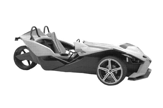 Polaris Slingshot   A Side by Side Trike Thats Coming Soon Polaris Slingshot three wheeler trike 05 635x423