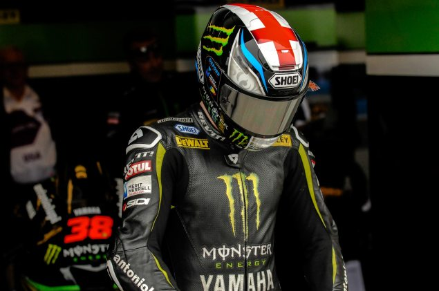 Heavy Floods Damage Tech3 MotoGP Facility bradley smith monster yamaha tech 3 jensen beeler 635x421