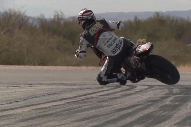 Jake Holden Explains How to Slide a Supermoto jake holden supermoto slide 635x423