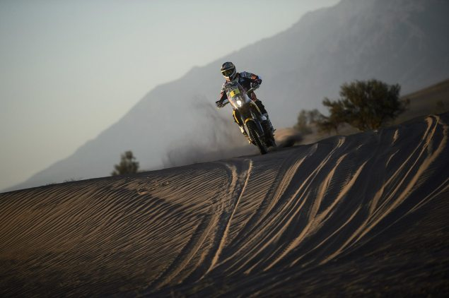Dakar Rally   Stage 5: Coma Leads, Despres Penalized marc coma dakar rally stage five ktm 635x422