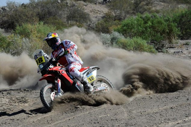Dakar Rally – Stage 2: Sunderland Takes First Stage Win sam sunderland dakar rally stage two
