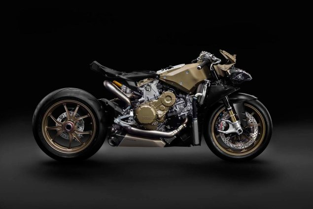 Video: Ducati 1199 Superleggera   The Power of Lightness 2014 Ducati 1199 Superleggera crop 635x424