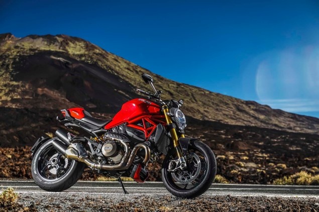2014 Ducati Monster 1200 Mega Gallery 2014 Ducati Monster 1200 still 07 635x423