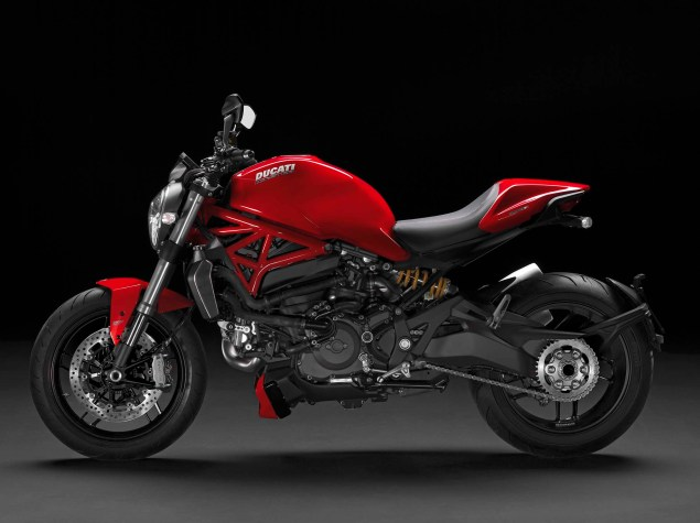 2014 Ducati Monster 1200 Mega Gallery 2014 Ducati Monster 1200 studio 07 635x475