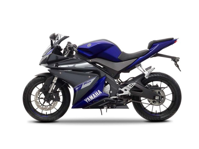 2014 Yamaha YZF R125 Debuts for Europe 2014 Yamaha YZF R125 14 635x476