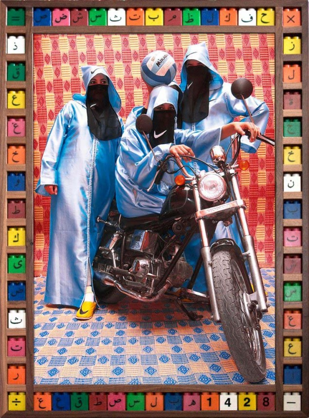 Kesh Angels: The Fierce Females of Morocco Fesh Angels Morocco biker chicks 06