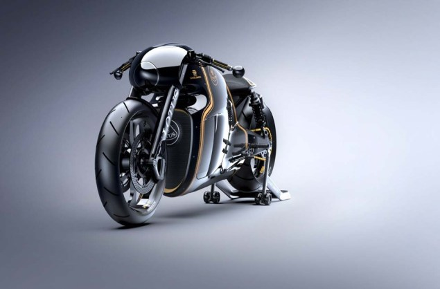 Lotus C 01 200hp Hyperbike Officially Debuts Lotus C 01 motorcycle 04 635x418