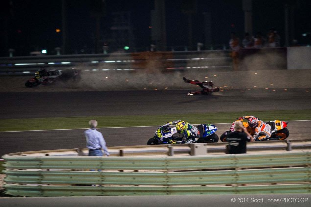 Sunday at Qatar with Scott Jones 2014 MotoGP Qatar GP Sunday Scott Jones 14 635x423