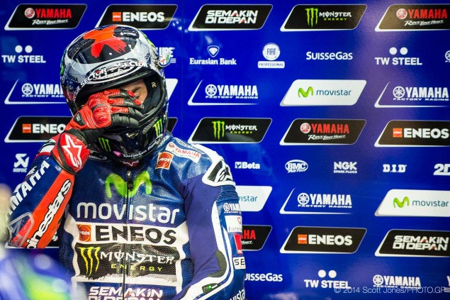 Friday Summary at Qatar: The Myth of Fairness & Aleix Espargaros One Man Revolution 2014 Qatar GP MotoGP Friday Scott Jones 16 635x423