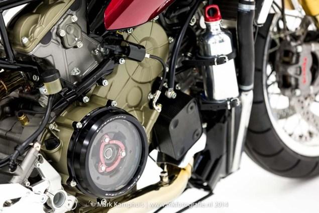 Ducati Elite II Café Racer by Moto Puro Ducati Elite II Cafe Racer Moto Puro 18 635x423