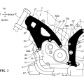 Honda-motorcycle-monocoque-chassis-design-patent