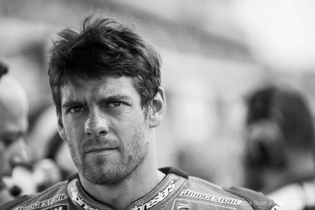 Q&A: Cal Crutchlow, Part 3 – On Having Jack Miller as a Teammate & Mental Strength 2014 Sunday COTA Austin MotoGP Scott Jones 23 635x423