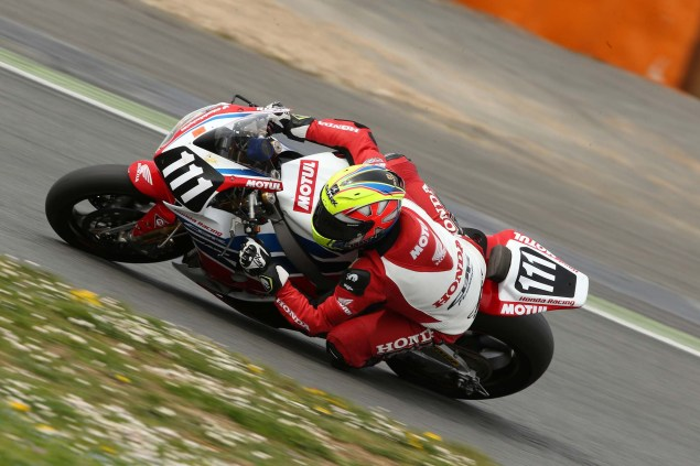 BOL D OR 2014 DAY TEST TEAM HONDA RACING