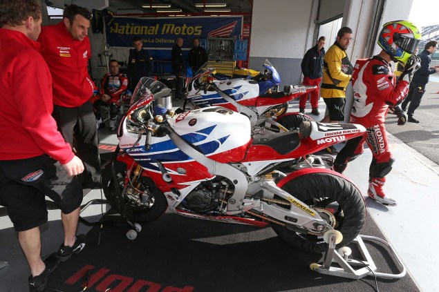 Video: Honda Racing Previews the Bol dOr 24hr with Its New EWC Specialist Team Honda Racing Europe Bol dOr EWC 13 635x423