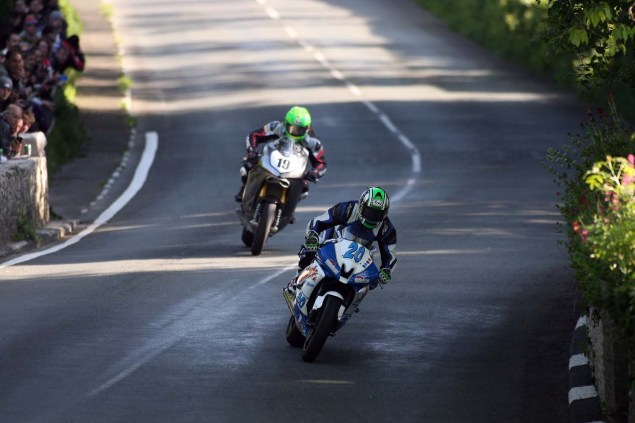 IOMTT: Barregarrow with Richard Mushet 2014 Isle of Man TT Barregarrow Richard Mushet 03 635x423