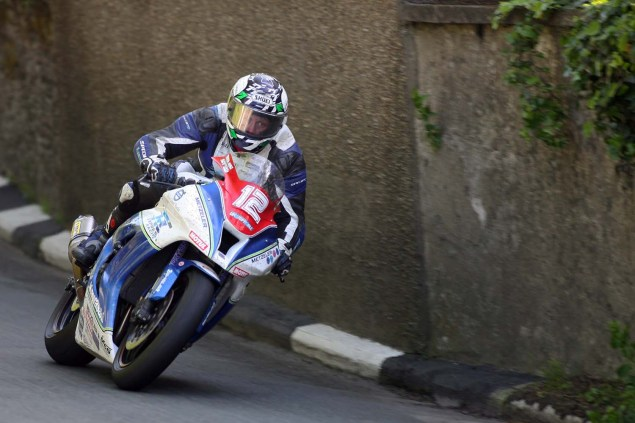 IOMTT: Barregarrow with Richard Mushet 2014 Isle of Man TT Barregarrow Richard Mushet 04 635x423