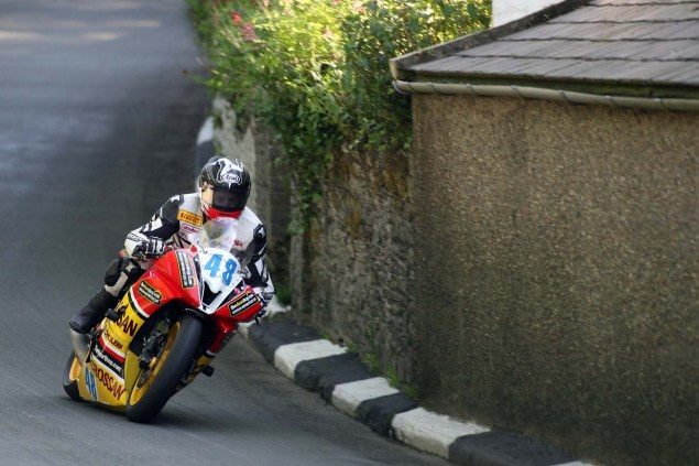 IOMTT: Barregarrow with Richard Mushet 2014 Isle of Man TT Barregarrow Richard Mushet 05 635x423