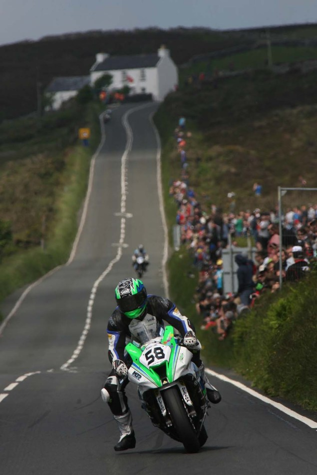 IOMTT: Creg ny Baa with Richard Mushet 2014 Isle of Man TT Creg ny Baa Richard Mushet 11 635x952