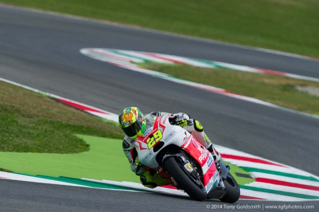 Saturday Summary at Mugello: Signs of Marquezs Weakness, The Importance of Equipment, & The Rocketship Ducati 2014 Saturday Italian GP Mugello MotoGP Tony Goldsmith 23 635x422