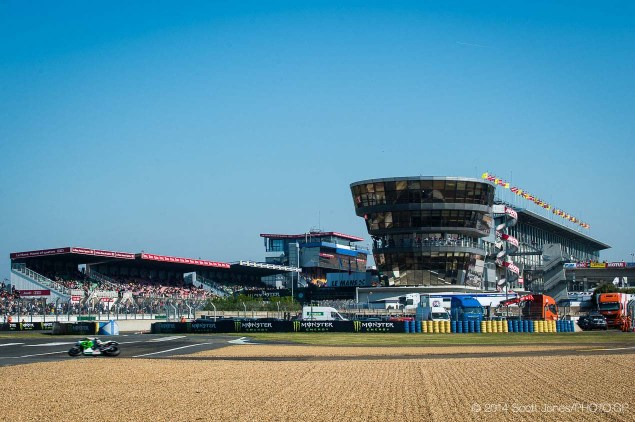 MotoGP: French GP Round Secured Through 2021 2014 Saturday Le Mans MotoGP Scott Jones 07 635x422