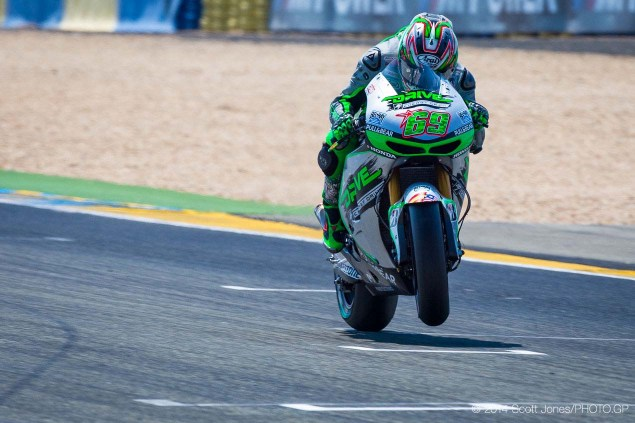 MotoGP: Nicky Hayden Will Try to Race at Catalunya 2014 Saturday Le Mans MotoGP Scott Jones 14 635x423