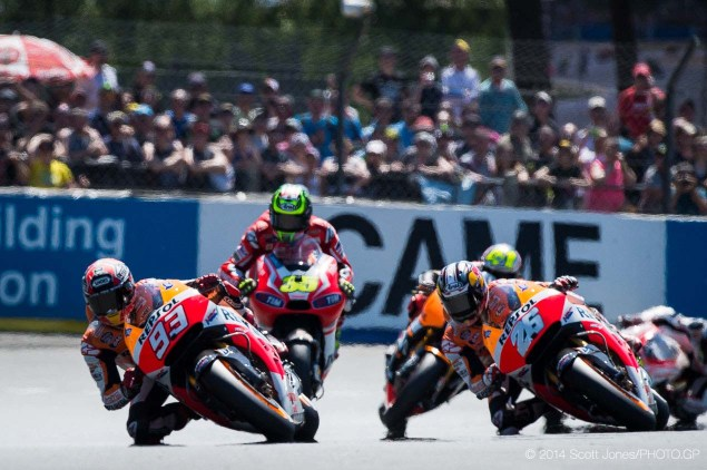 Sunday at Le Mans with Scott Jones 2014 Sunday Le Mans MotoGP French GP Scott Jones 08 635x422