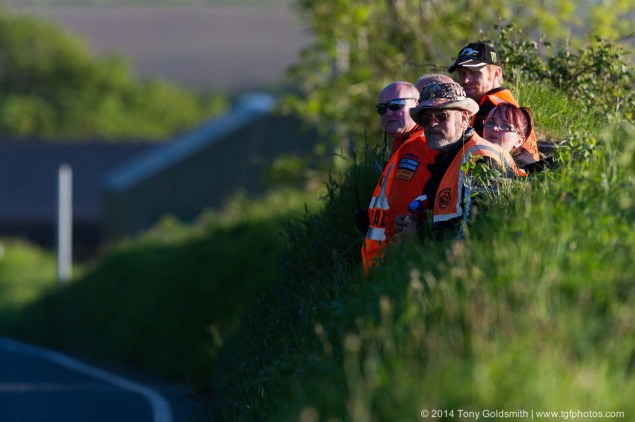 IOMTT: Cronk y Voddy with Tony Goldsmith Cronk y Voddy Straight Isle of Man TT 2014 Tony Goldsmith 09 635x422