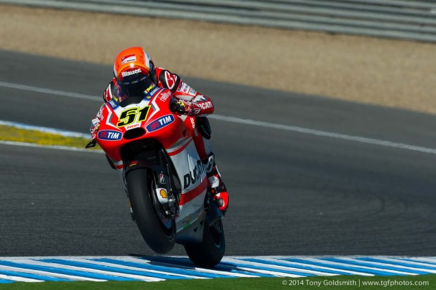 Rating the MotoGP Riders Mid Season   Part 2: From Stefan Bradl to Mike Di Meglio Friday Jerez Spanish GP Tony Goldsmith 10 635x422