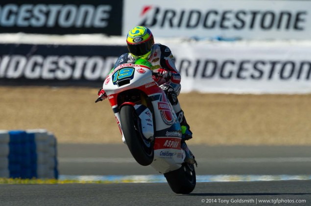 Friday at Jerez with Tony Goldsmith Friday Jerez Spanish GP Tony Goldsmith 13 635x422