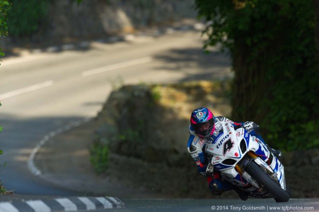 IOMTT: Greeba Castle with Tony Goldsmith Greeba Castle Isle of Man TT 2014 Tony Goldsmith 05 635x422