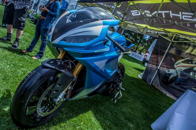 Lightning Motorcycles LS 218 Debuts at Quail Lodge Lightning Motorcycles LS 218 Quail Lodge Bryan Delohery 05 635x423