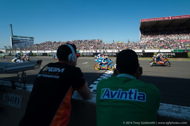 Living the Dream – A Photographer's Story: Jerez & Le Mans Living the Dream MotoGP Le Mans Tony Goldsmith 05 635x422
