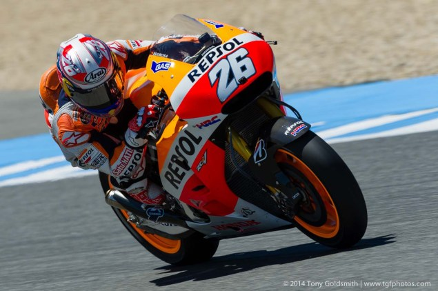 Arm Pump Surgery for Dani Pedrosa and Stefan Bradl Saturday Jerez Spanish GP Tony Goldsmith 03 635x422