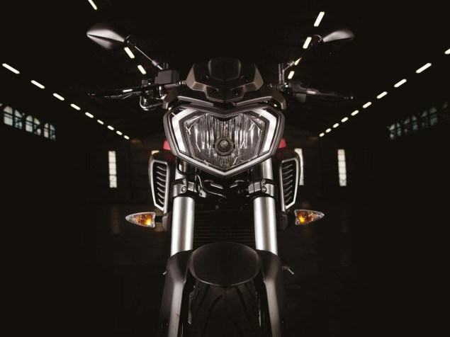 Yamaha MT 125   Europe Gets Another MT  Yamaha MT 125 14 635x476