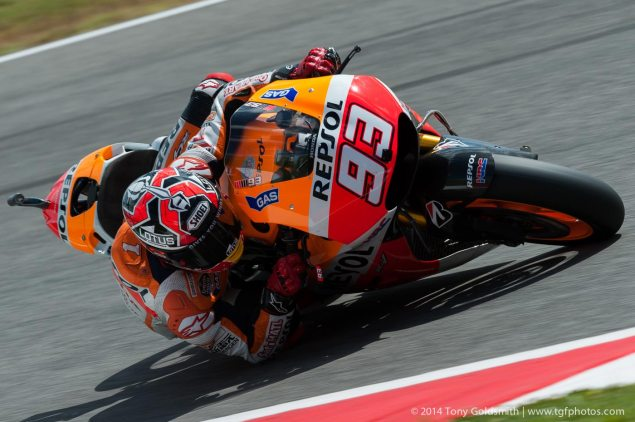 MotoGP: Qualifying Results from Mugello marc marquez mugello qualifying motogp tony goldsmith 635x422